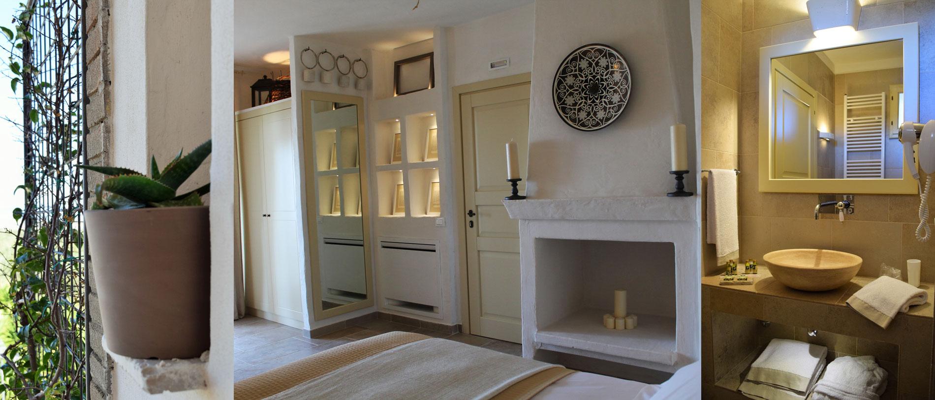 Le nicchie boutique hotel lucera soggiorni charme for Boutique hotel gargano